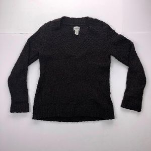 Chico's  Size 0 V Neck Cardigan Pull Over Sweater